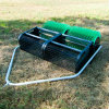 "36"" Pull-Behind Nut Harvester"