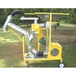 Nut Cleaning Machine- For Pecans, English Walnuts & Peanuts