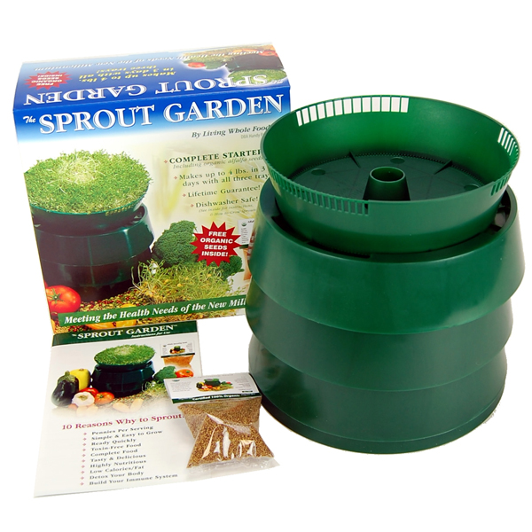 Sprout Garden Sprouter