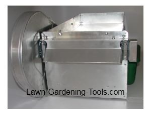 Taylor Pea Sheller Front