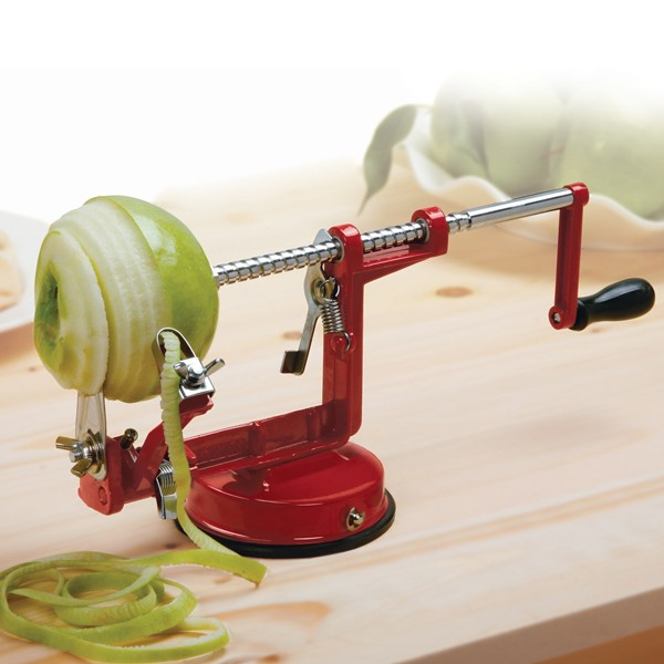Norpro Apple Master with Vacuum Base for Paring, Coring and Slicing